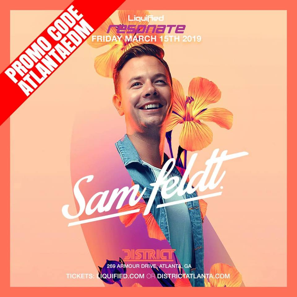 3.15 Sam Feldt Liquified District Atlanta EDM Events Concerts Shows.jpg