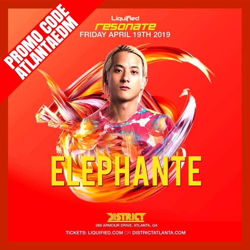 4.19 Elephante Liquified District Atlanta EDM Events Concerts Shows.jpg