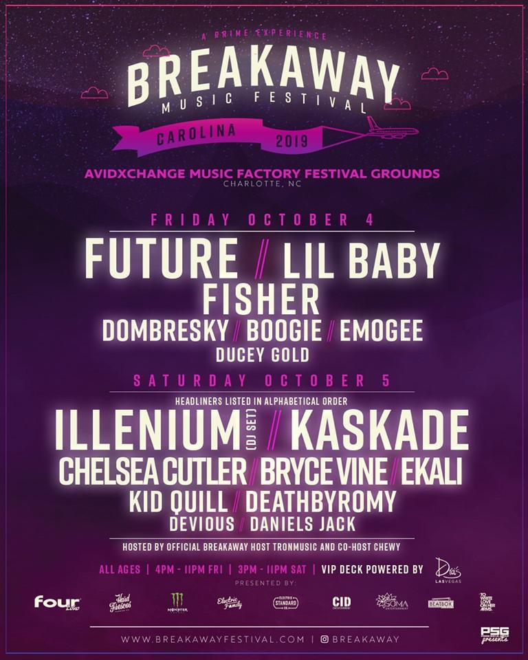 10 October 4 5 2019 Breakaway Music Festival Charlotte NC Atlanta EDM Events Shows Concerts Festivals.jpg