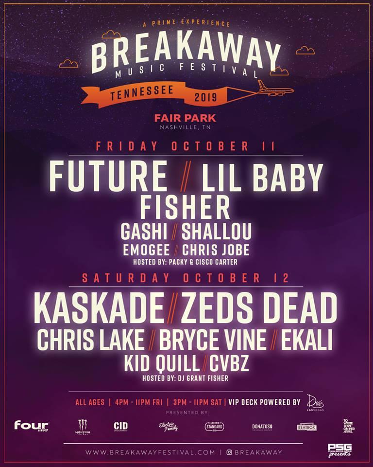 10 October 11 12 2019 Breakaway Music Festival Nashville, TN Atlanta EDM Events Concerts Shows Festivals.jpg