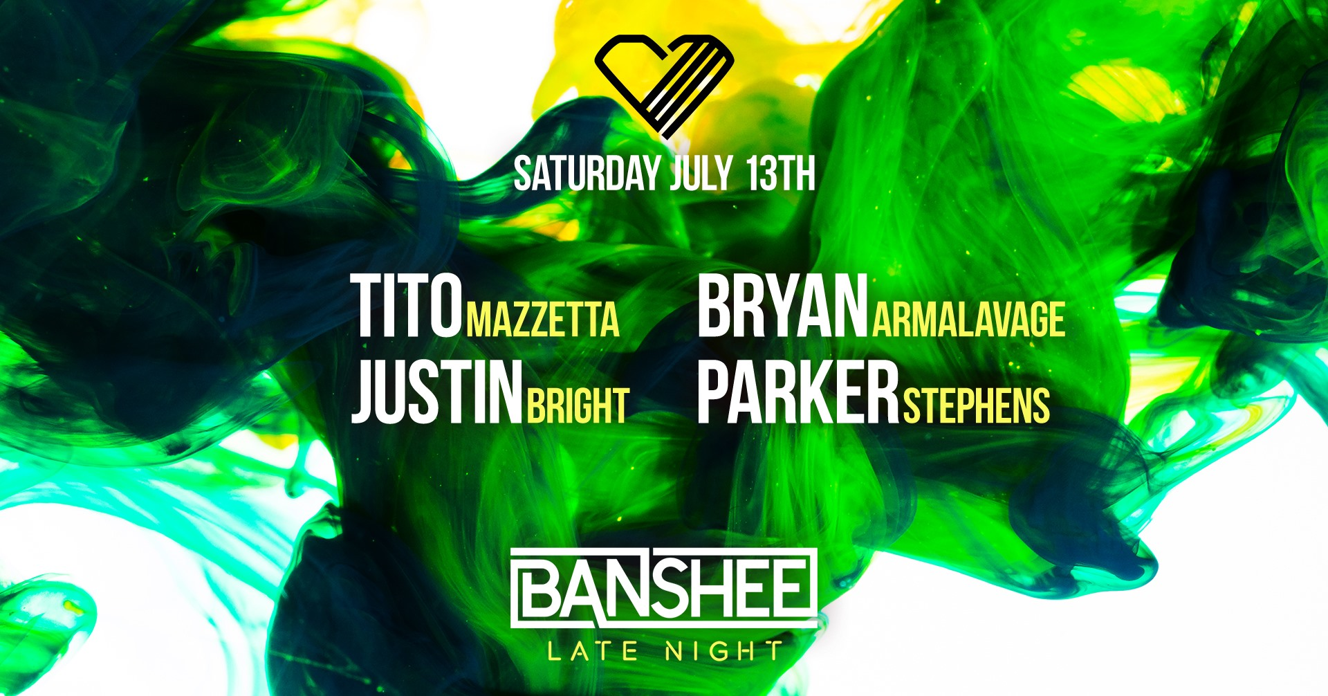 BANSHEE LATE NIGHT - SUMMER RESIDENTS SHOWCASE