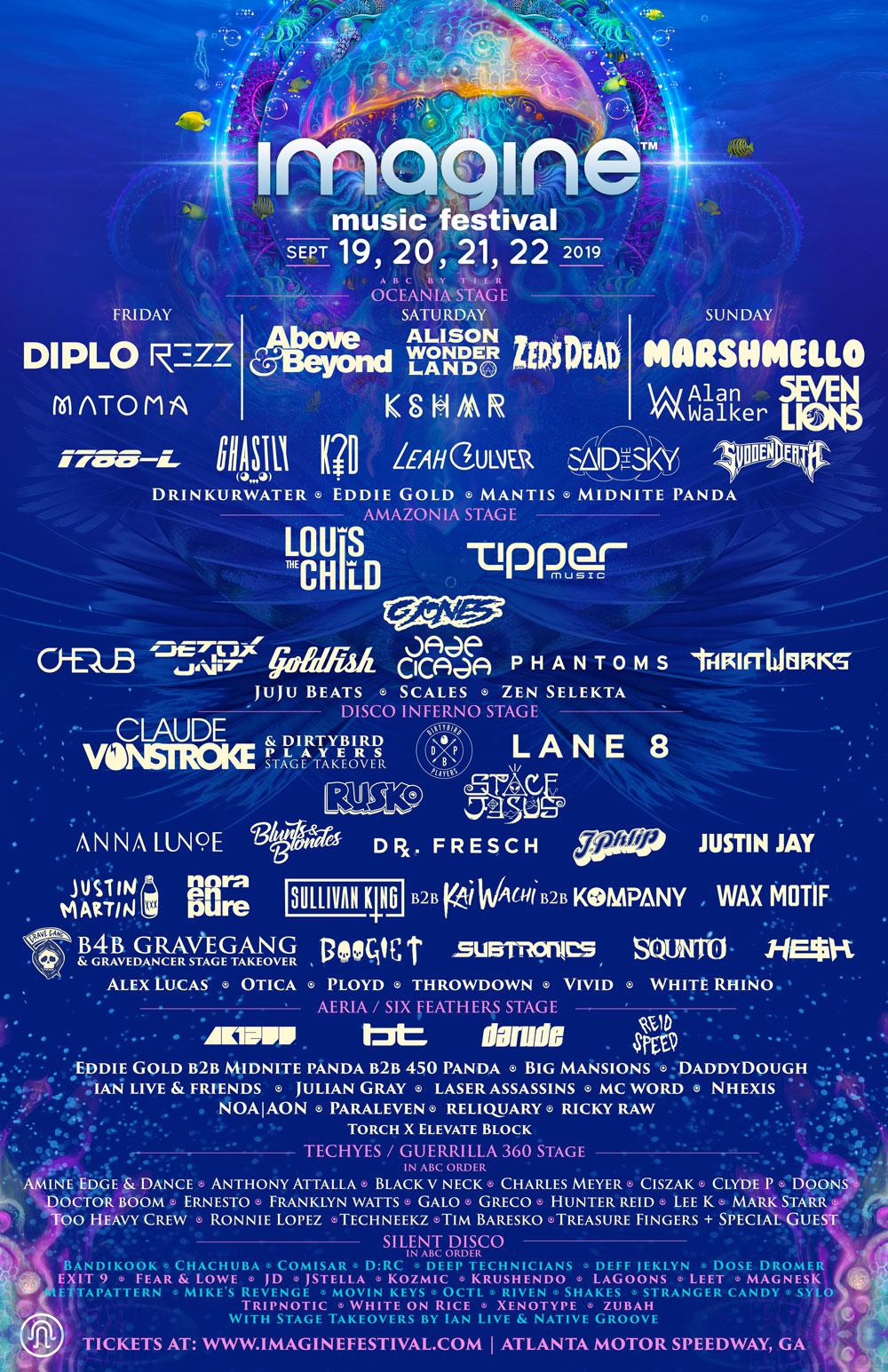 9.20 Imagine Music Festival Atlanta Motor Speedway Atlanta EDM Events Shows Concerts Festivals 2019.jpg