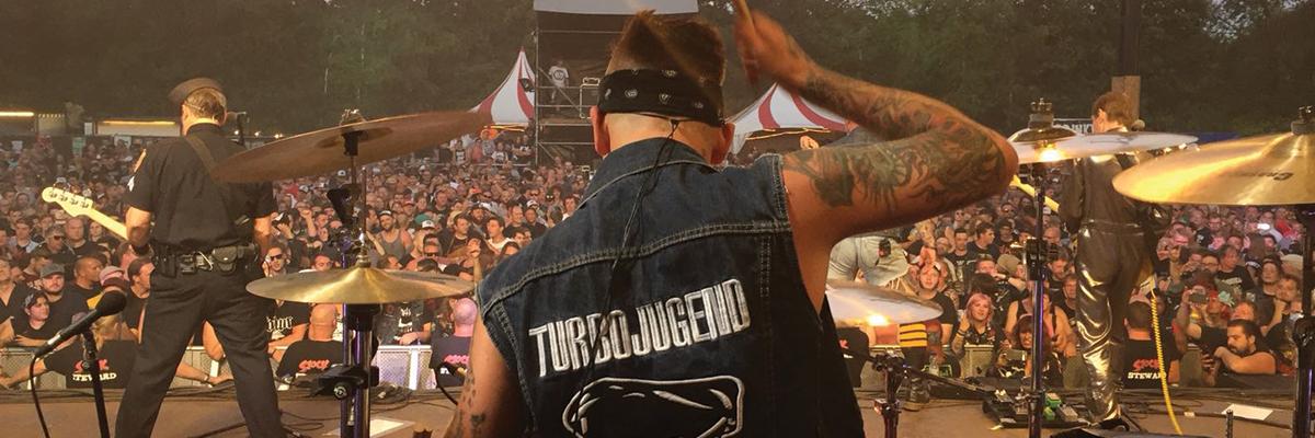 Turbonegro - Sjock Festival