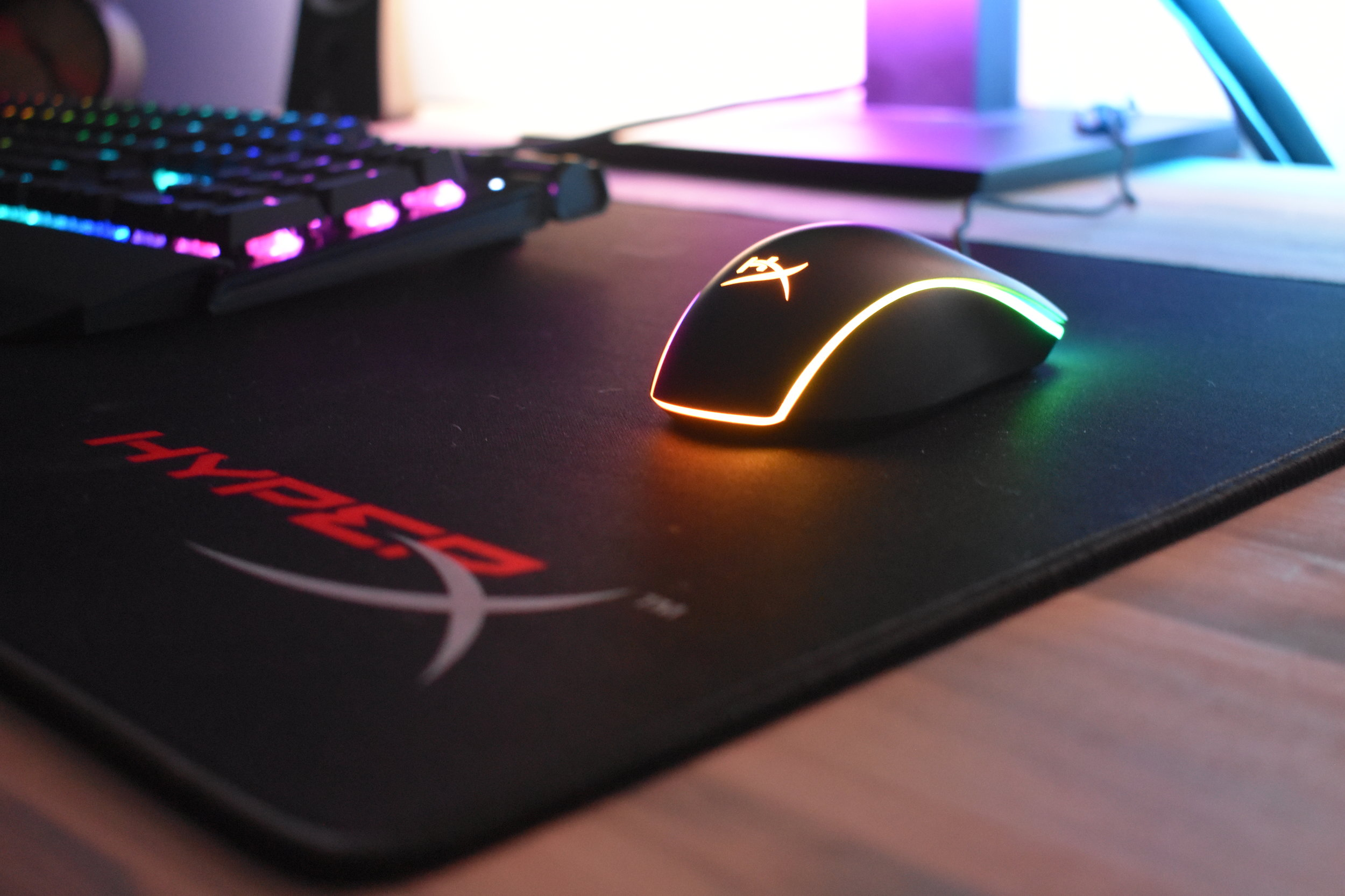 Review of HyperX Pulsefire Surge RGB Gaming Mouse