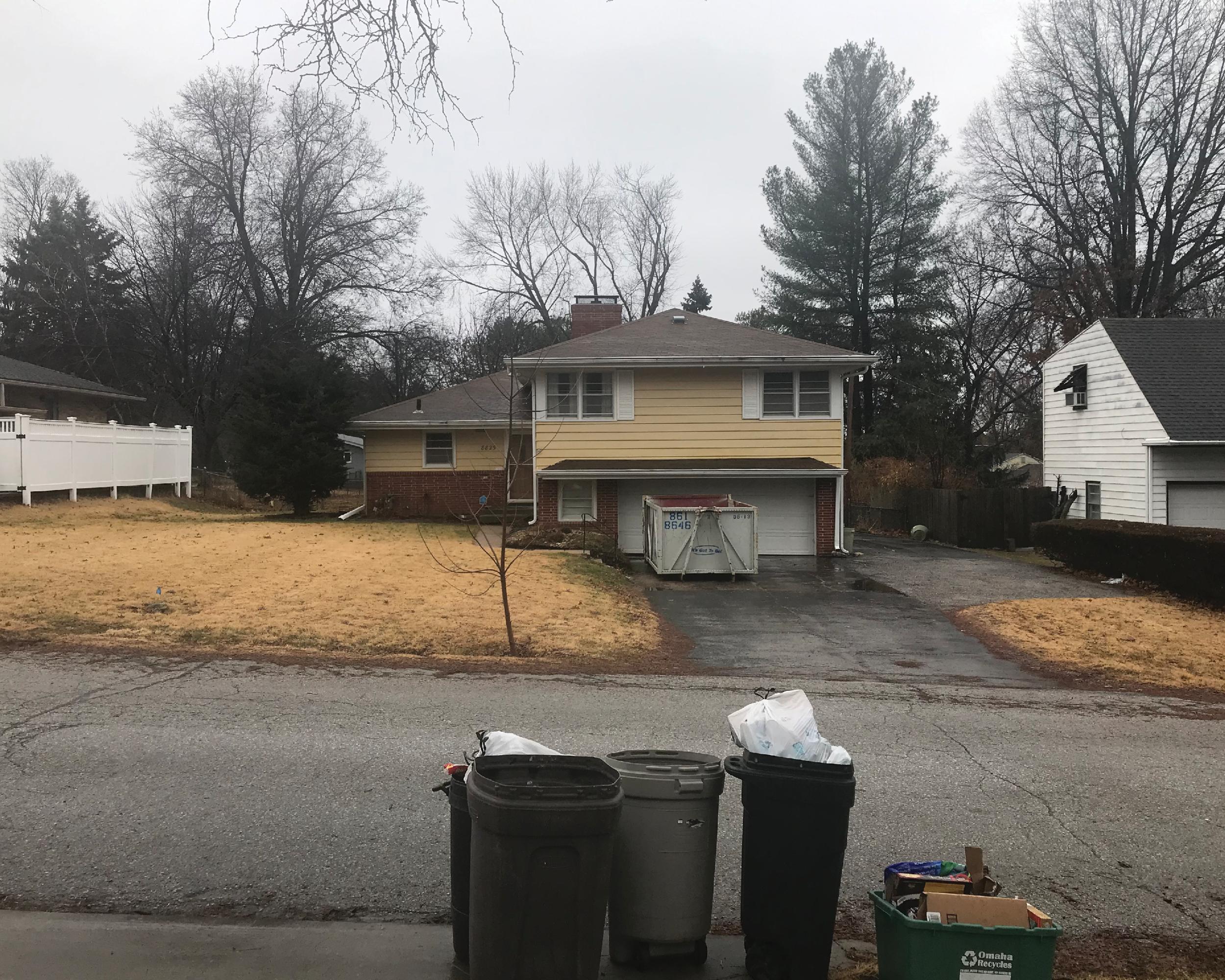 DECEMBER 2018 (pre-bulldoze)