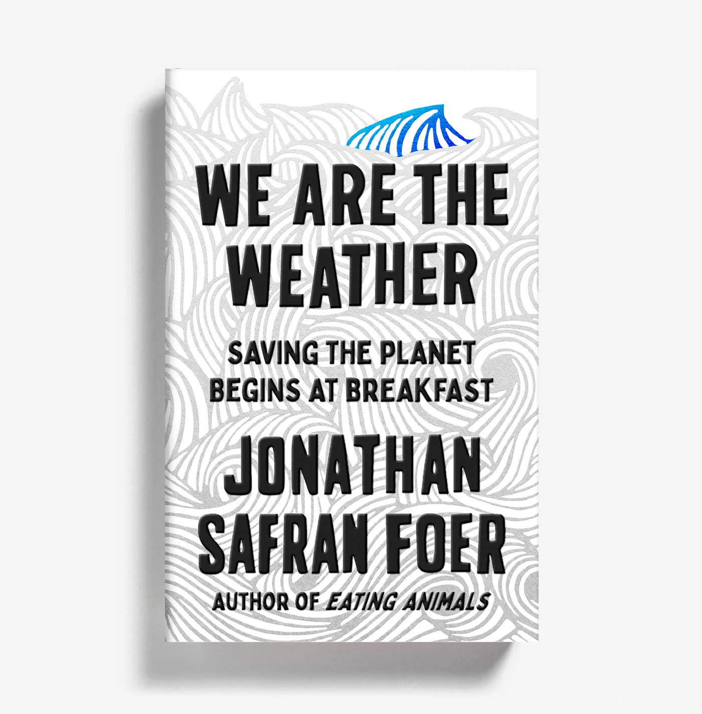 We Are the Weather: Saving the Planet Begins at Breakfast written by Eating Animals creator Jonathan Safran Foer
