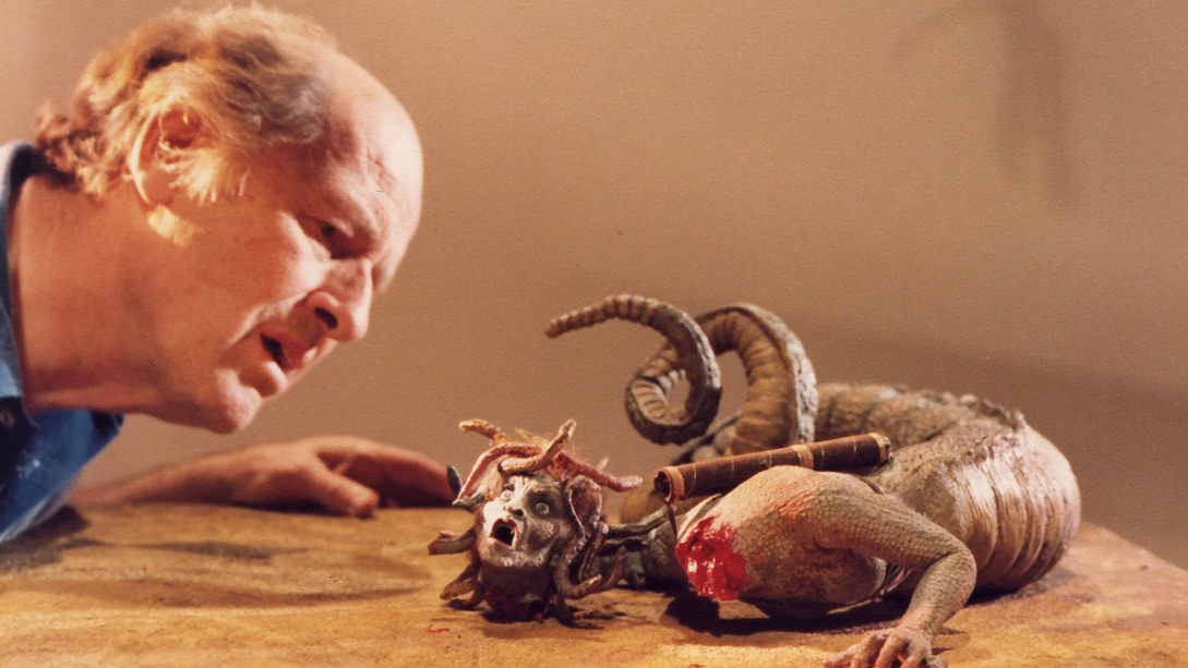 Ray Harryhausen; our first special guest
