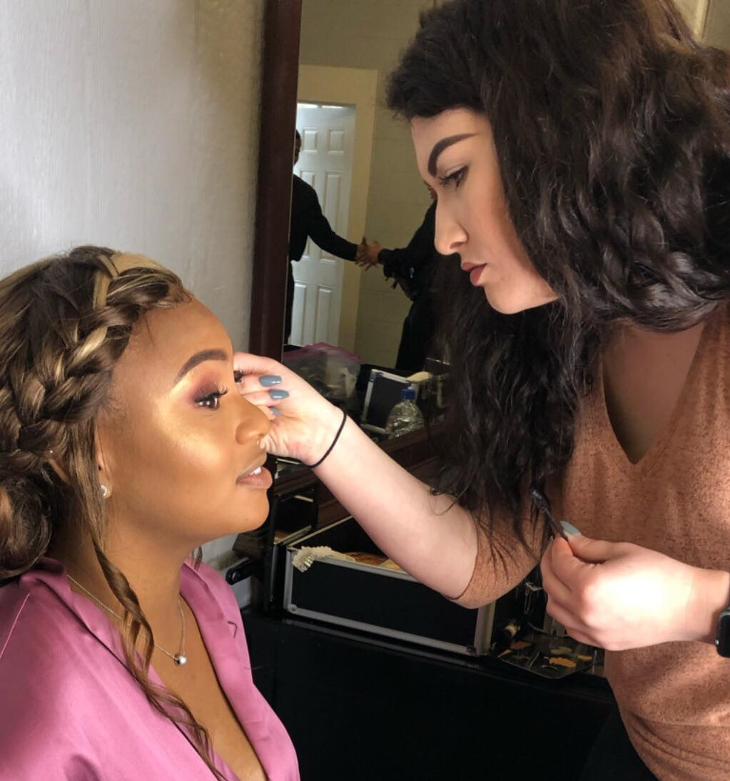 "Nikki Marie(Nicole Mehan) - Talented self-taught MUA and Doctorate of Pharmacy student""From artsy and trendy to bridal and formal, I'm your girl!""Instagram: @nicolemariak_mua"