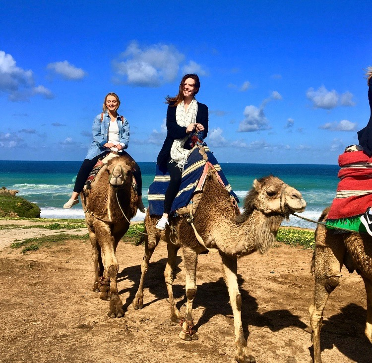 Hannah-Whitesides-Camel-ride-Project-Passport