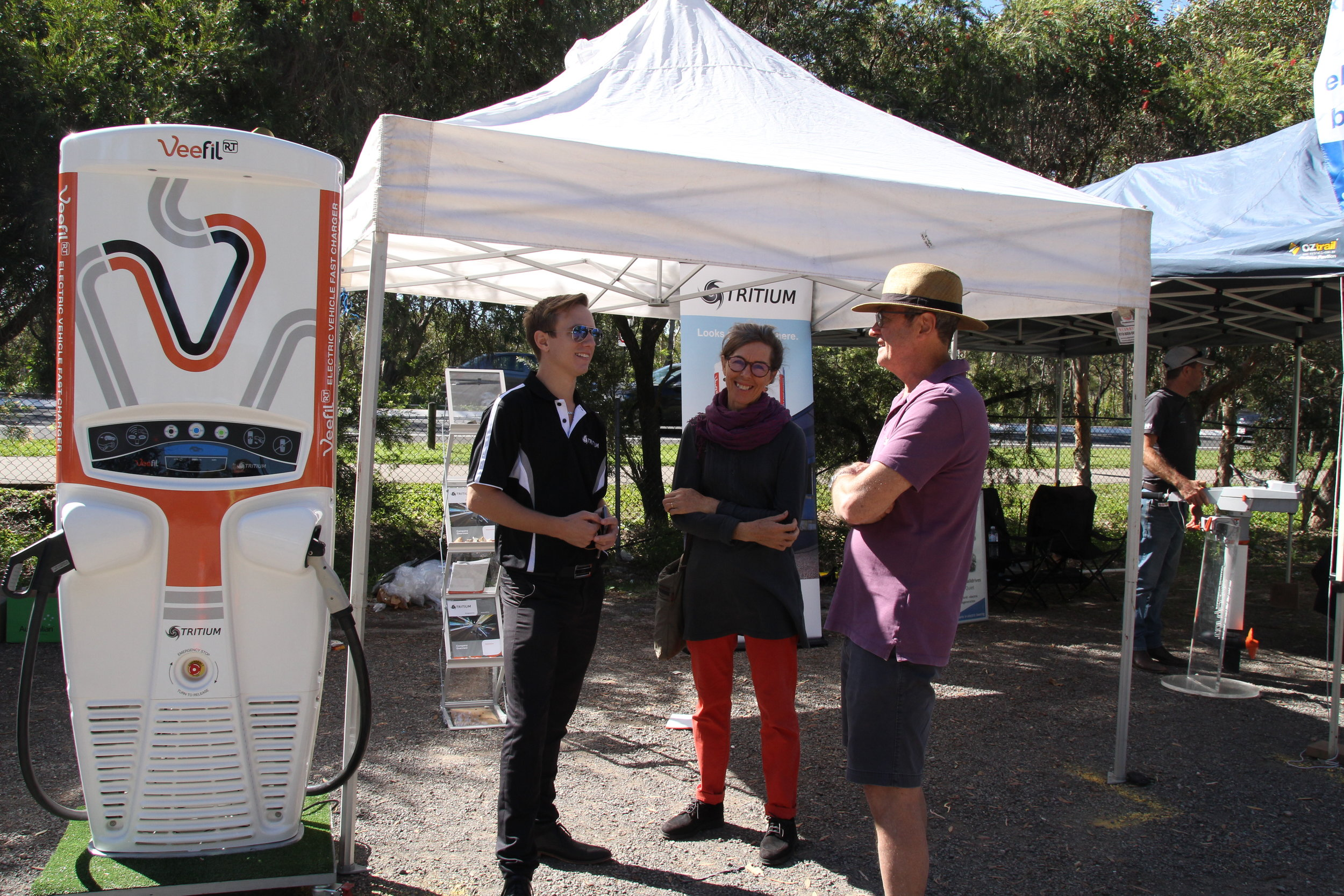 Noosa EV Expo - Thank you to all who attended this years Noosa EV Expo, it was a massive event with an even bigger range of exhibitors. It is heartening to see the number of people interested in learning more about sustainable transport options.