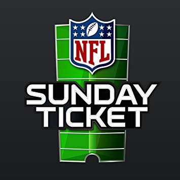 NFL Football - Enjoy every live out-of-market game, every Sunday with NFL SUNDAY TICKET.