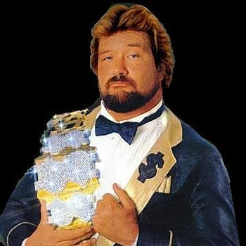 "Ted DiBiase Sr.   ""The Million Dollar Man"""