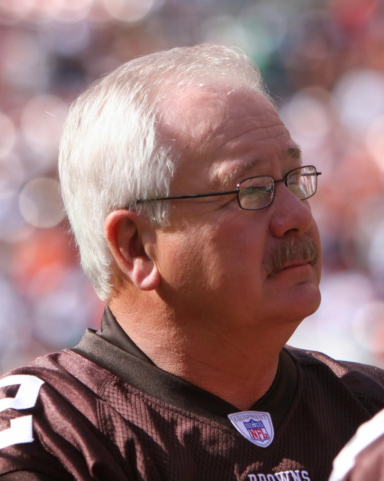 Don Cockroft  -Cleveland Browns  Punter/ Kicker