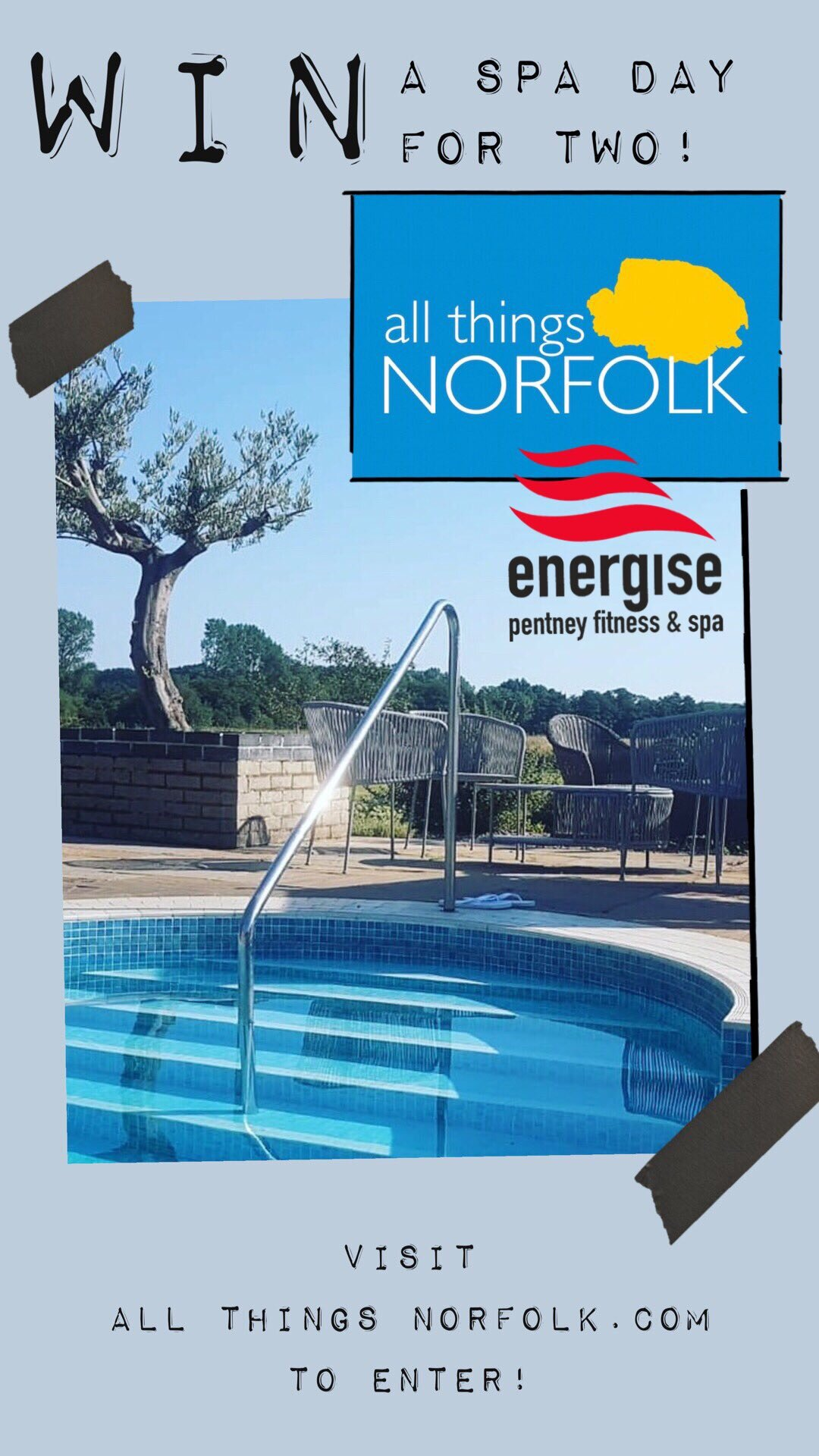 All Things Norfolk and Energise Pentney 2019