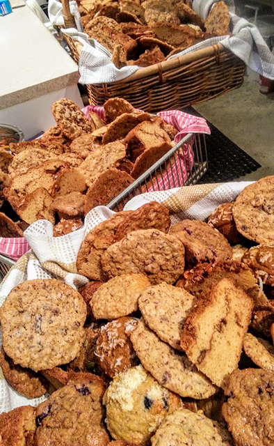 Baked goods for Pro-D-Day