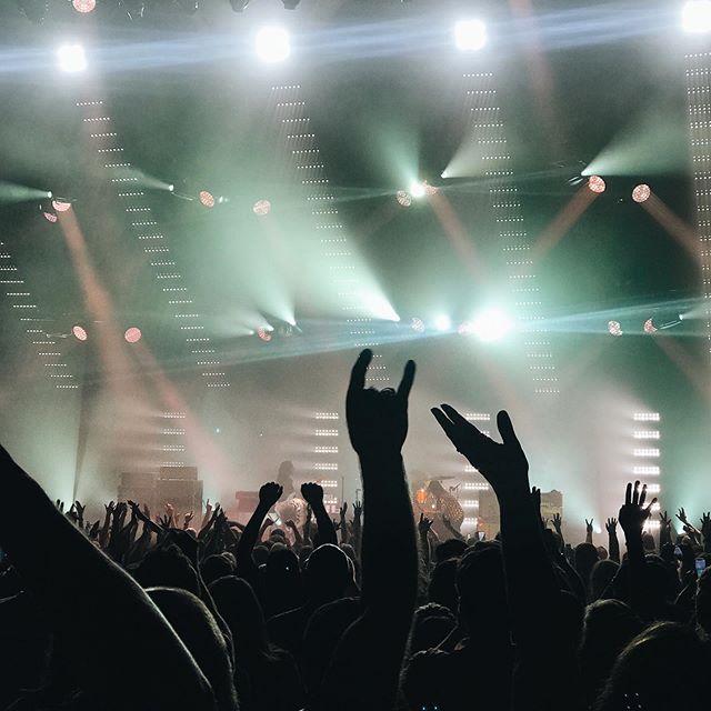 rock'n'roll isn't dead. @gretavanfleet