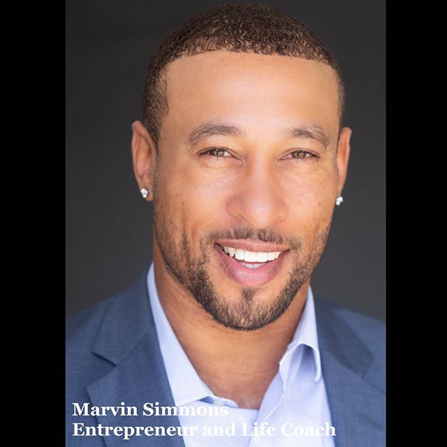 Entrepreneur and Life Coach Marvin Simmons @itsmarvsims gave a dope interview. Keep an eye on IGTV to hear his thoughts on being a black professional in LA.