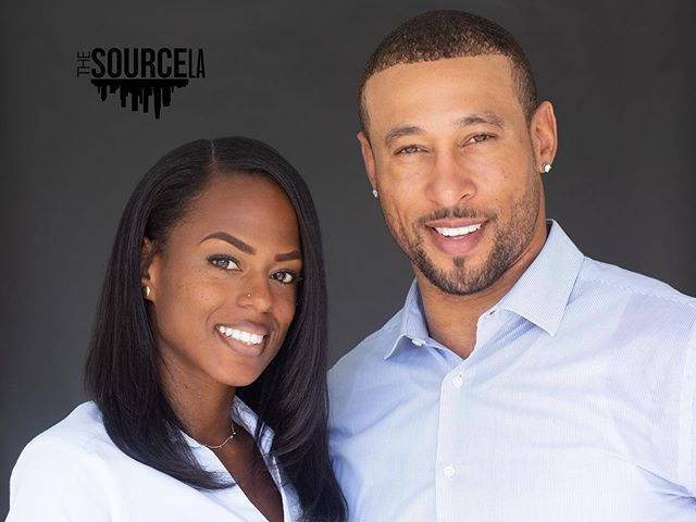 Shout out to this couple. Shot them up some headshots a few weeks ago and can't say enough about what I'm seeing from them. If you're not following @thesourcela go do so now! @rocsiifrank @itsmarvsims