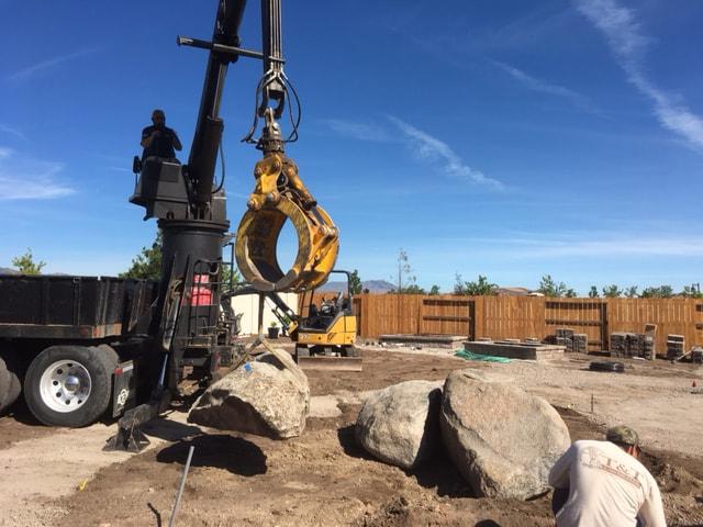 Landscape contractors in Reno, NV