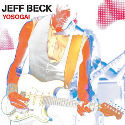 Jeff Beck - Yosogai - WRITING.