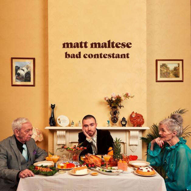 Matt Maltese - Bad Contestant - DRUMS.