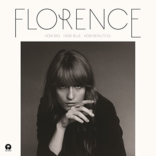 Florence and the Machine - How Big How Blue How Beautiful - DRUMS.