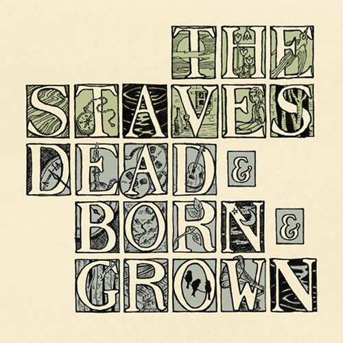The Staves - Dead & Born & Grown - DRUMS.