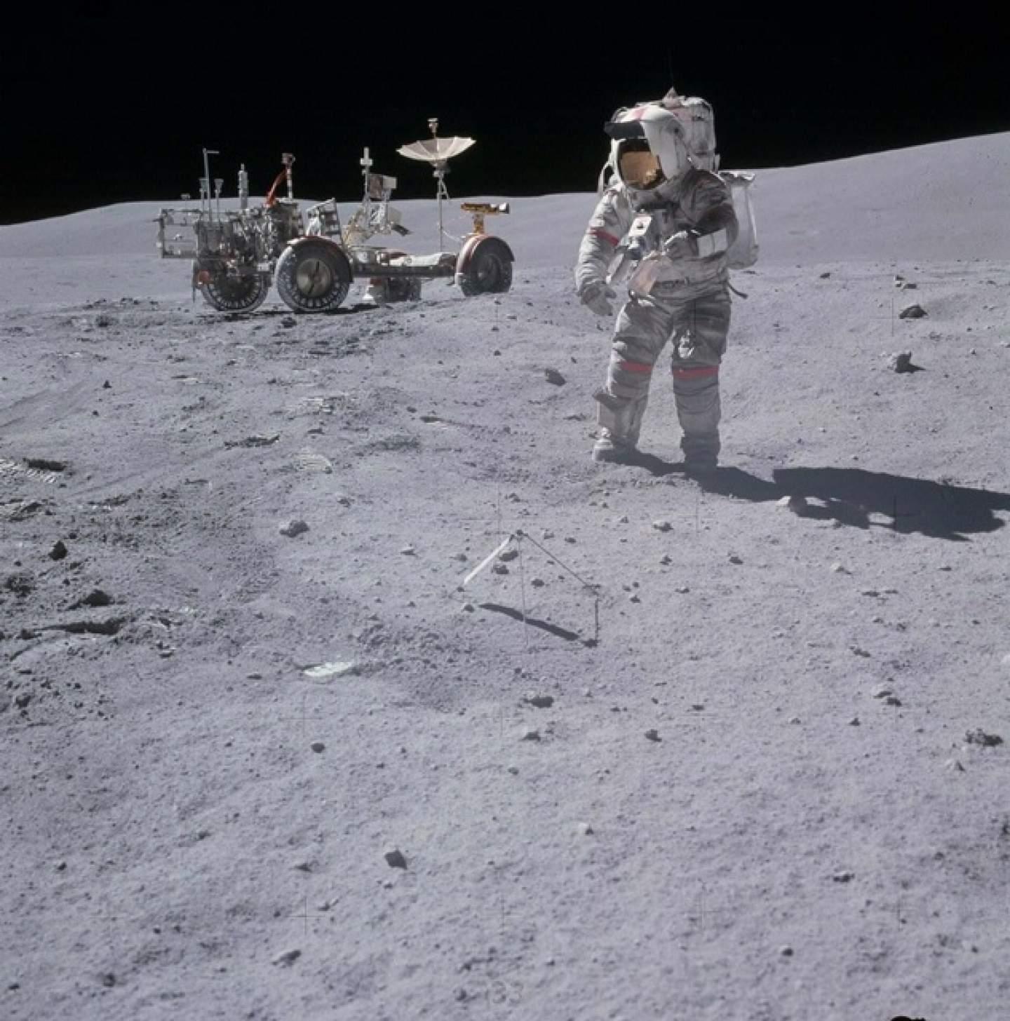 John Young - Apollo 16