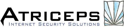 - Atriceps, Inc., is a software as a service company providing enterprise threat and data classification APIs for e-mail, blogs, comments, texts, servers, archives and data loss prevention.