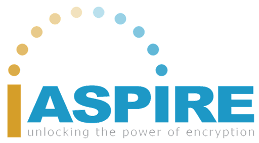 - iAspire's security management platform allows organizations to align information security to the specific needs of the business by utilize traditional encryption technologies to secure its valuable company information and retain real-time availability to this protected data in support of critical business applications such as eDiscovery, forensics and analytics. The iAspire platform allows large enterprises, with significant investment in traditional encryption technologies, to move to a flexible security architecture that allows them to implement end-to-end encryption for email, secure dropbox and other mission-critical applications without having to worry about adding a layer of complexity to compliance, analytics and data access processes.
