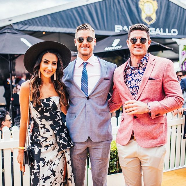 All smiles on Melbourne Cup Day at Tipple! Who's still celebrating the festive season?! 🍾 Happy holidays Tipplers! #thetippleeffect #derbyday #melbournecup #springracing #springcarnival #perth #perthevents #perthisok #pinktankevents