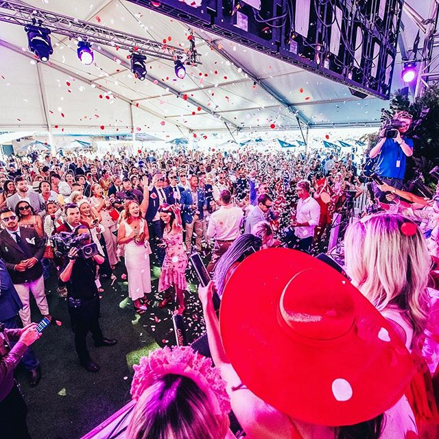 Ready to do it all again!? 2019 here we come! 🎉🕺🏼 #thetippleeffect 📷 @perryphotography #derbyday #melbournecup #springracing #springcarnival #perth #perthevents #perthisok #pinktankevents