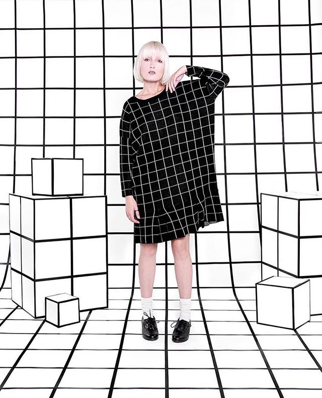 From the Archives_Once upon a Grid (3/5) Set design & 📸 @timony Model @nattyice69