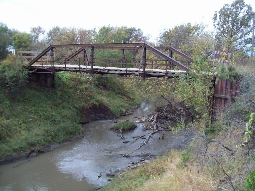 Richland Bridge Replacement, Before