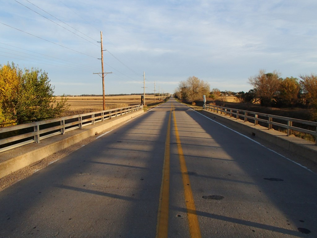 Adams Co. Bridge Deck Repair; Before