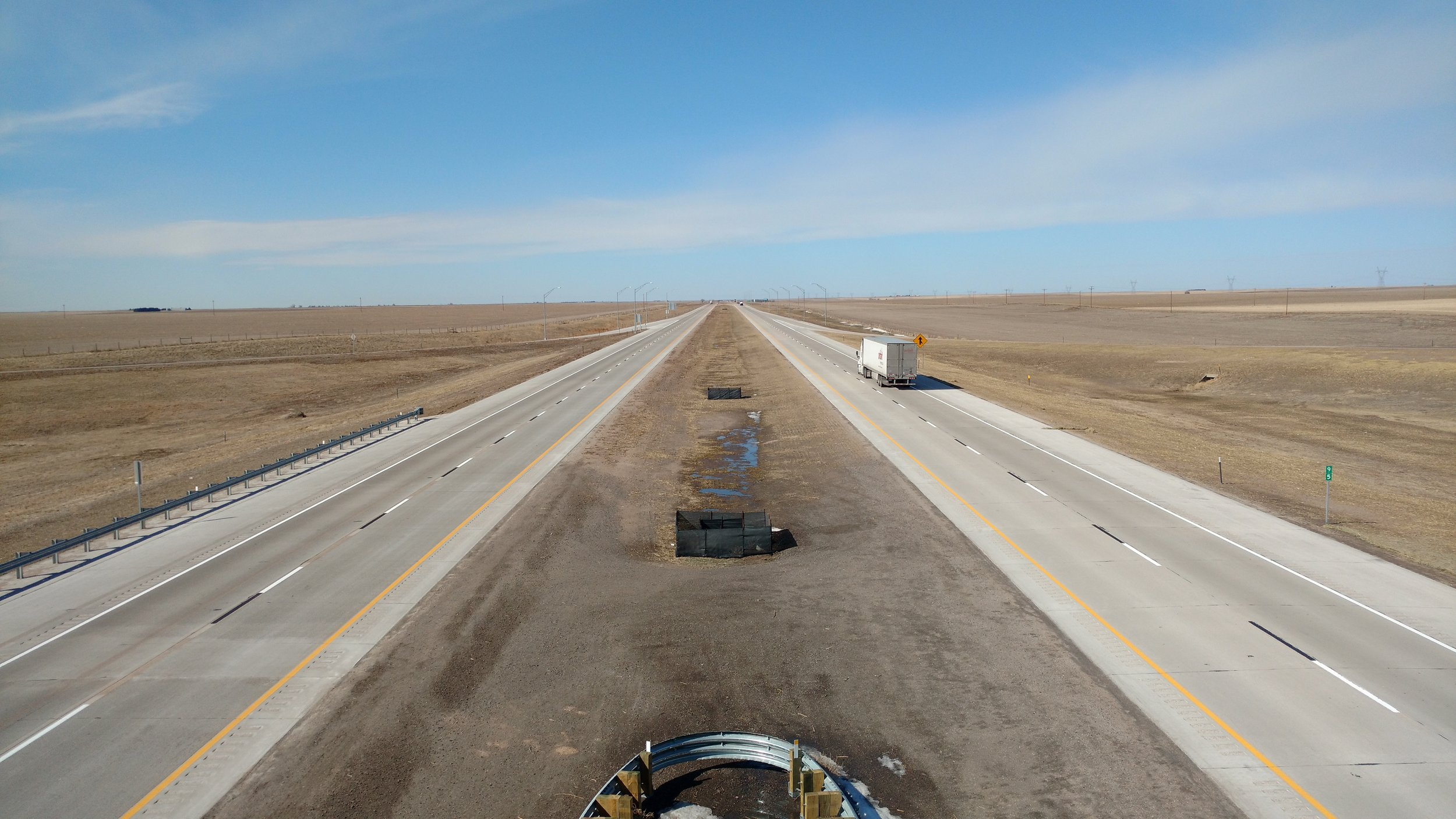 State of Nebraska - District 5, Interstate 80
