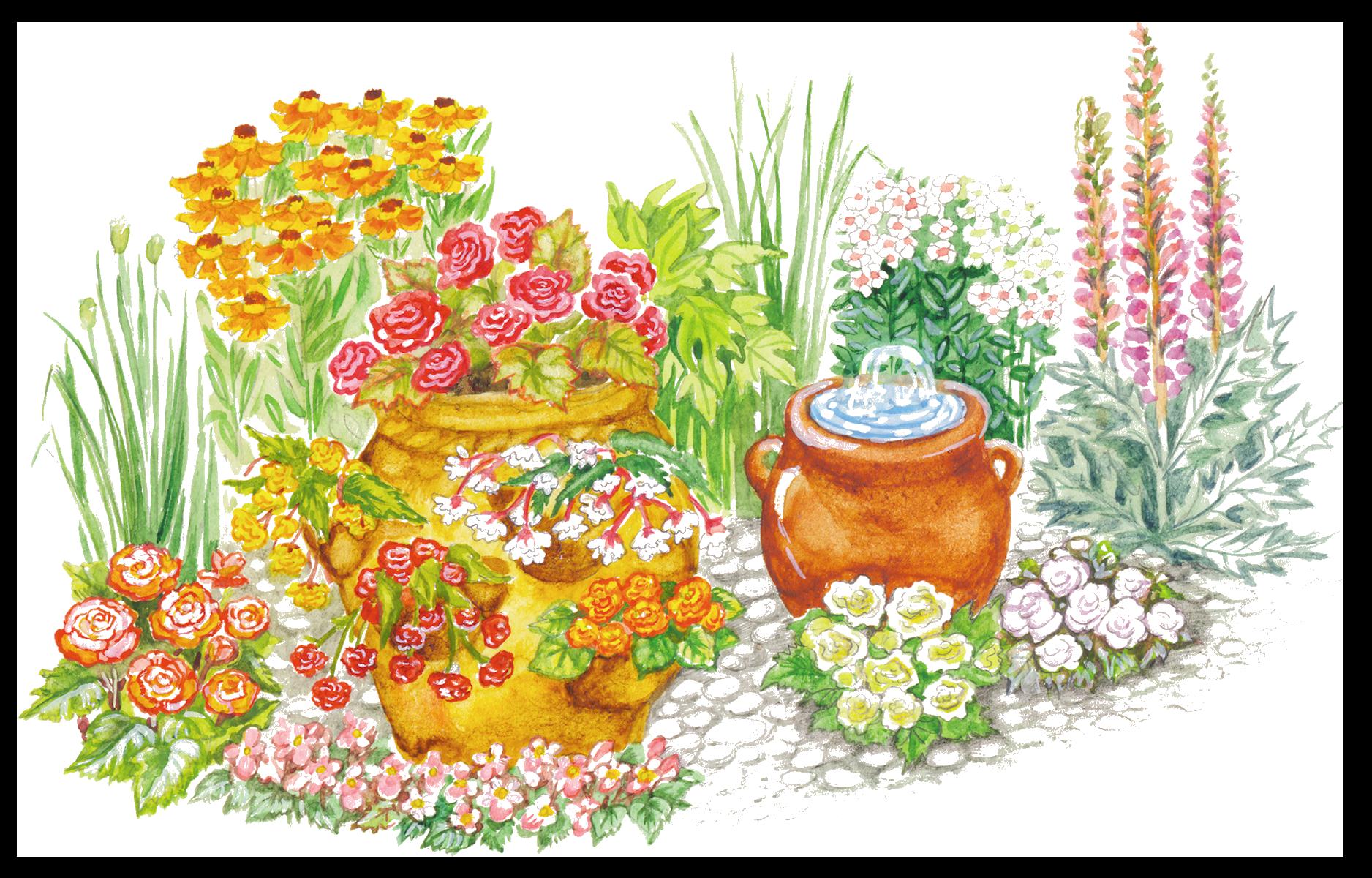 Inspiration Garden Design Sketch Horte Couture