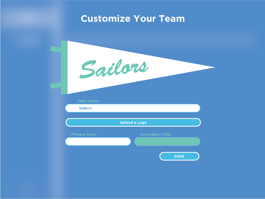 Copy of Customize Team