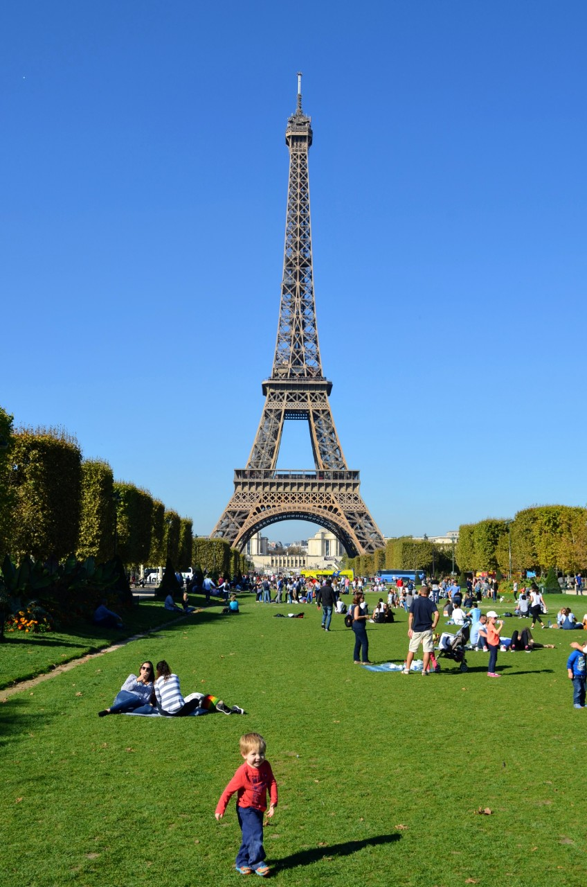 Paris, France 6 days/5 nights Starting at $2799 per family of 4 Click for more info