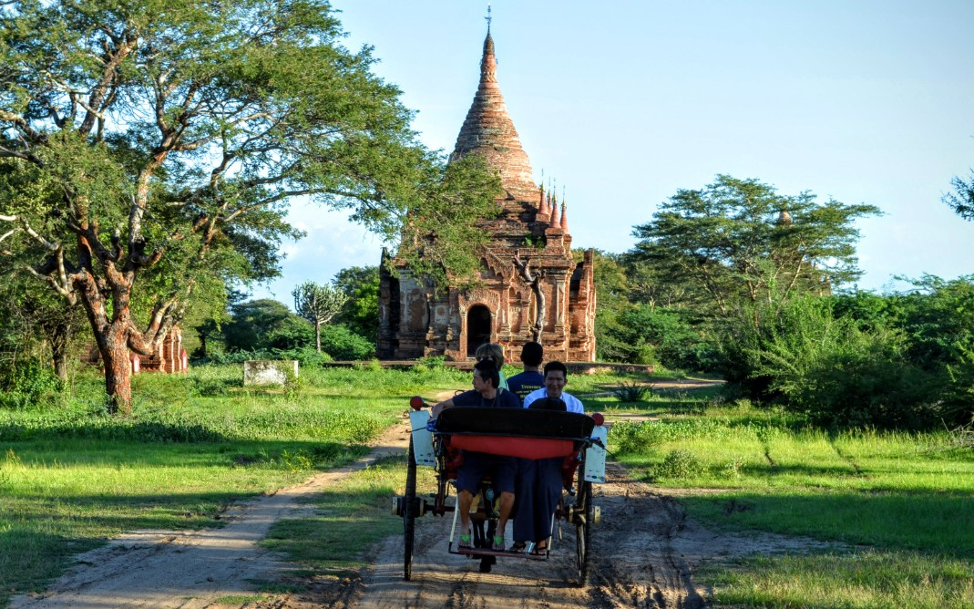 Myanmar  5 days/4 nights Starting at $2599 per family of 4 Click for more info
