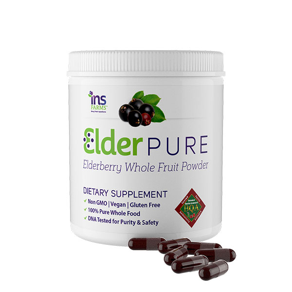 Elderberry Fruit Powder -