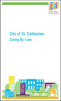 Zoning By-law of St. Catharines