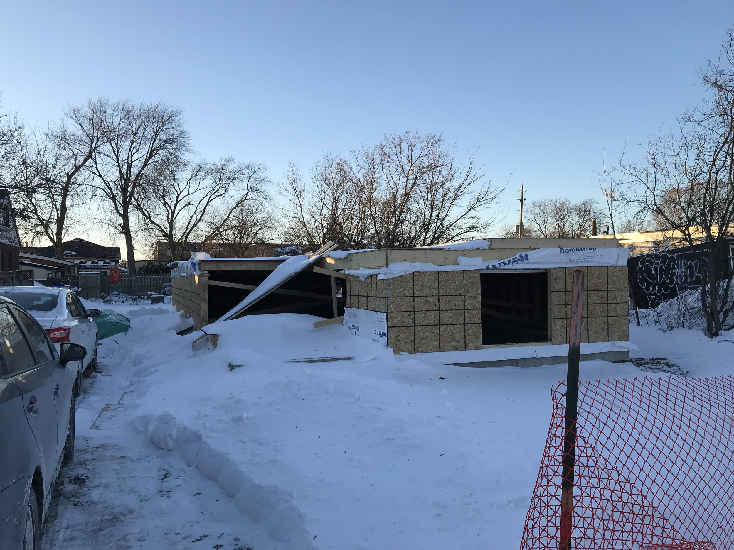 A Winter build requires a calculated approach of the additional expenses