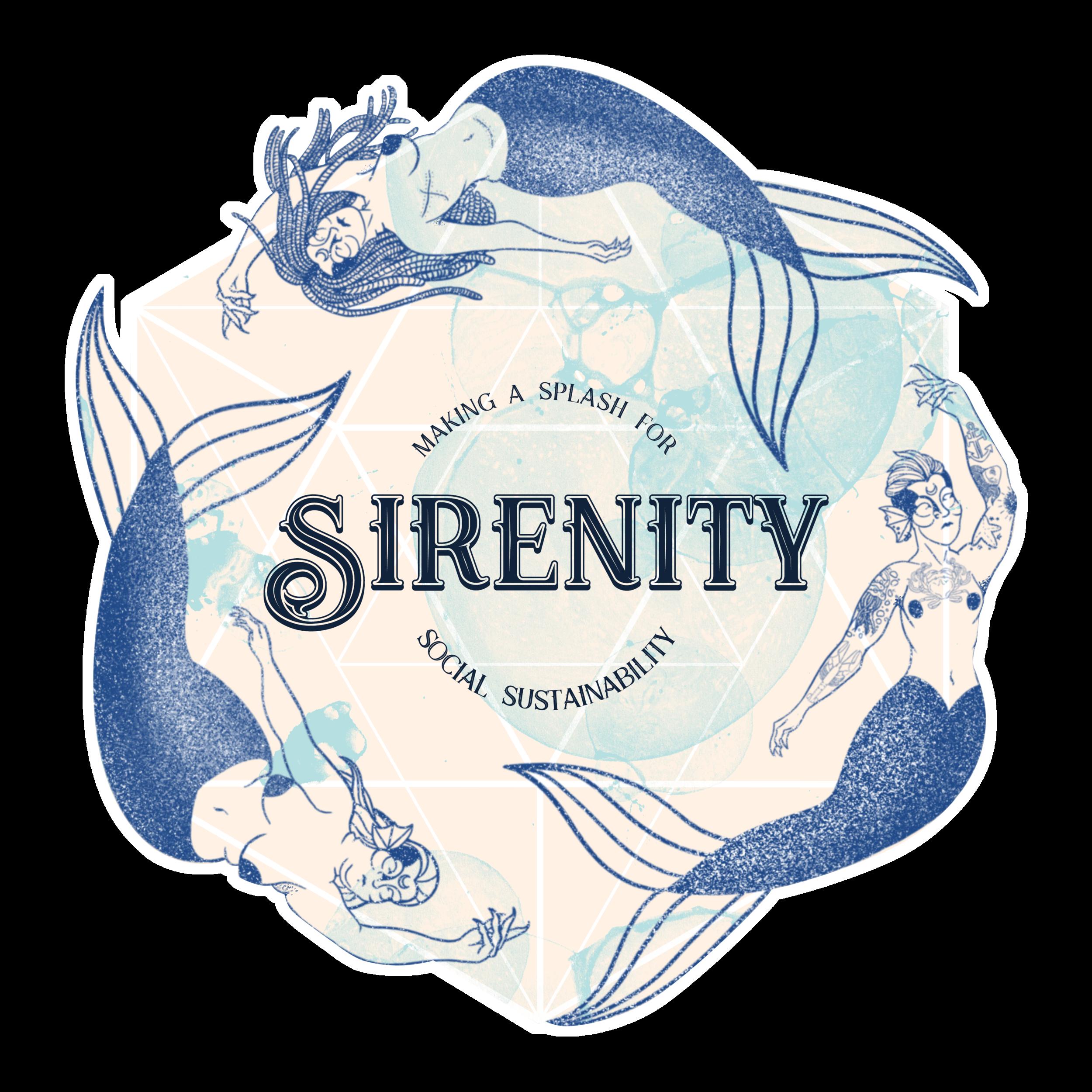 Sirenity Podcast Logo