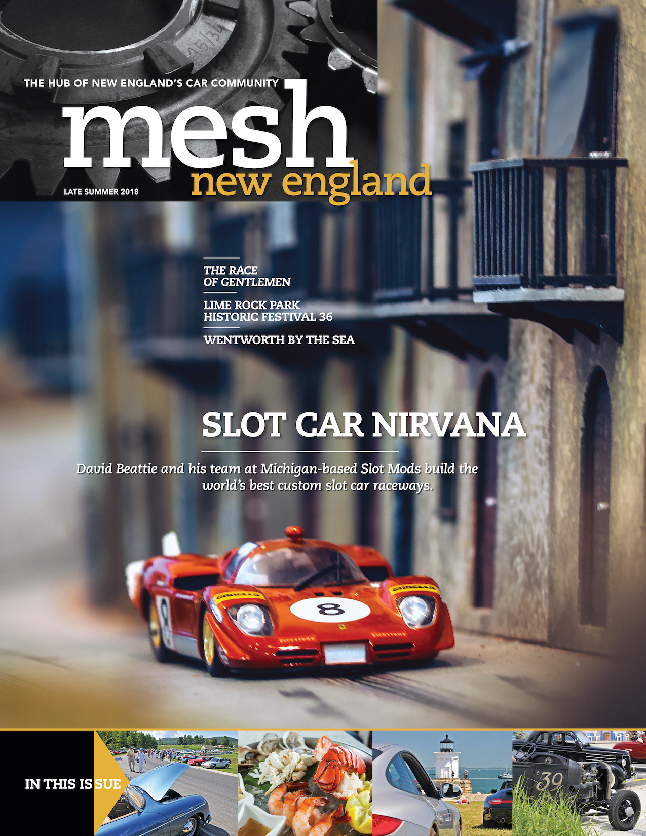 Late Summer 2018 Cover of Mesh New England Magazine Red slot car pictured.jpg