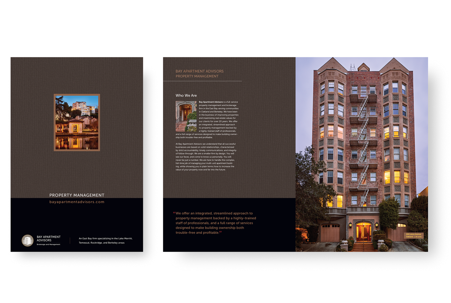 - From brochure copy to success stories to web content, here are some examples of my past work.