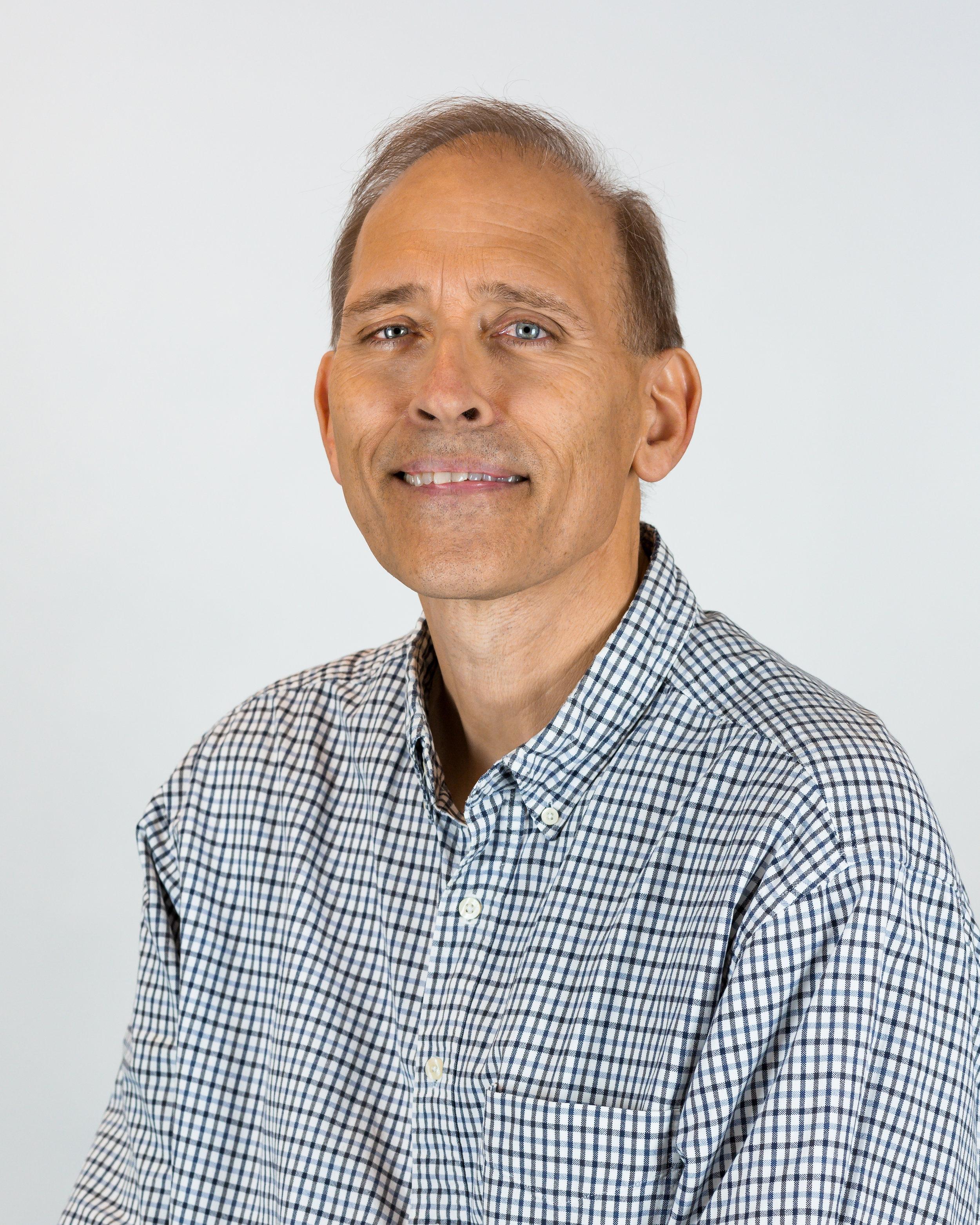 Dave Bruns: Prayer &  Care Pastor