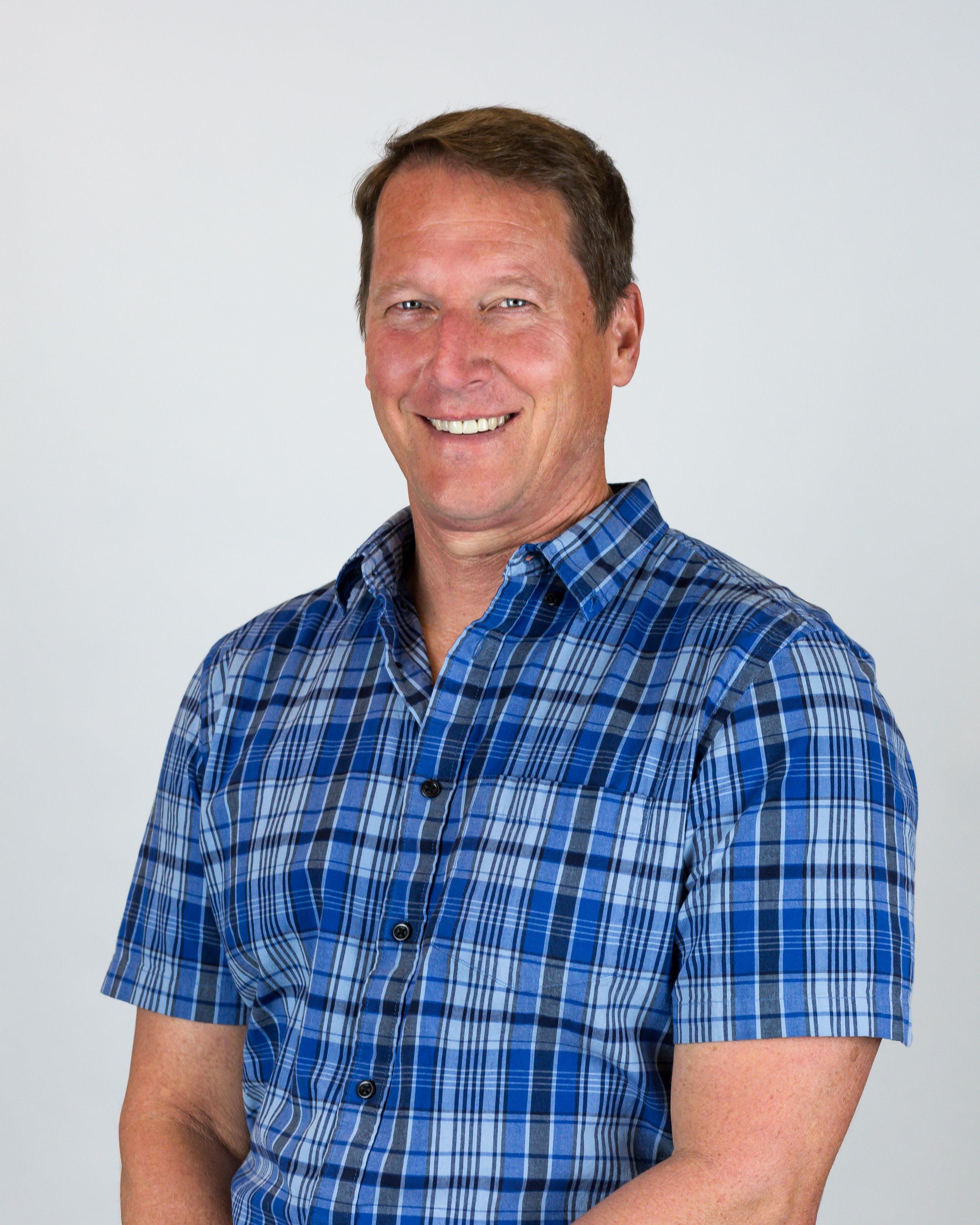 Dave Roberts: Maintenance Director