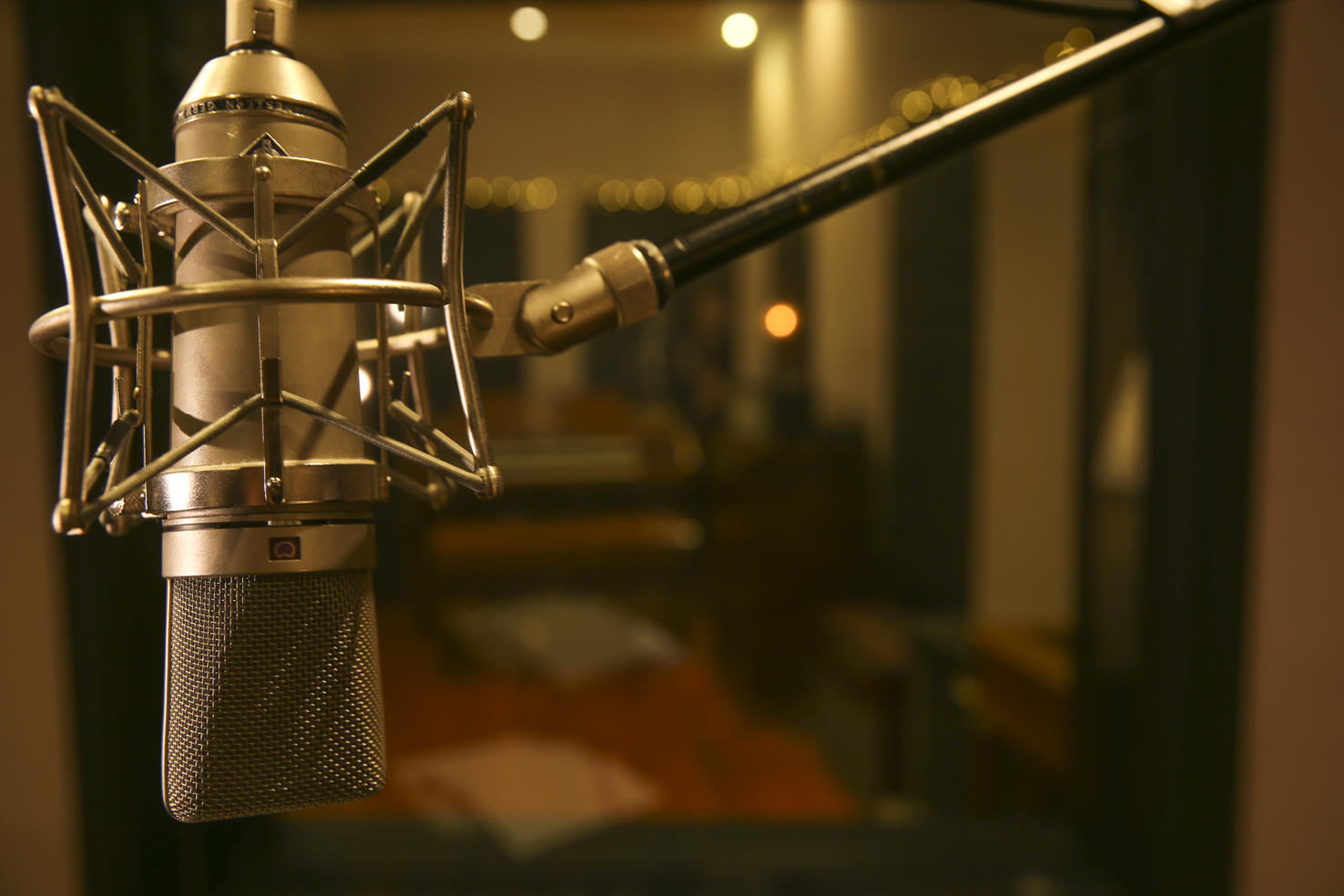 Vocal Booth - With a warm presence that supports and celebrates the tone of any vocalist, this room also sounds amazing for recording an intimate double bass part, or a drum set set ready to be blown out and turned right up in the mix!