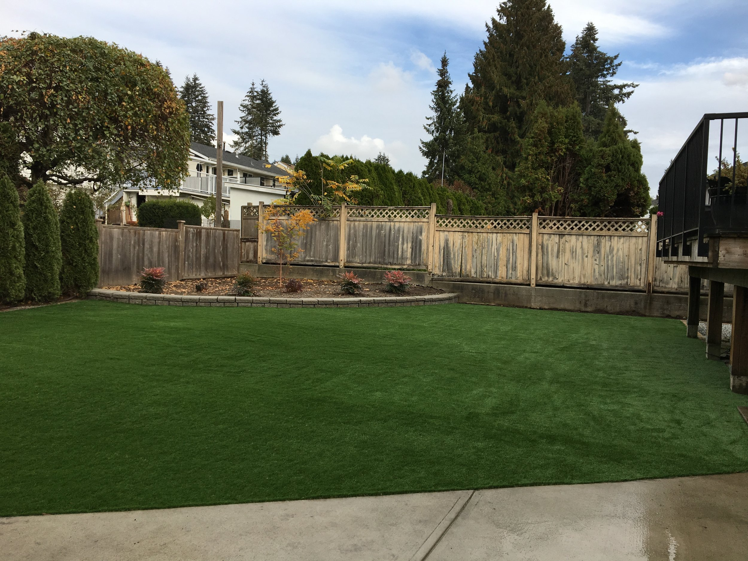 Gallery - Premium Artificial Grass Installation | North
